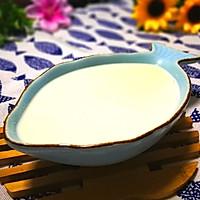 花生牛奶露的做法图解7