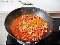 西红柿茄子拌面的做法图解9
