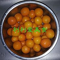 金桔果酱的做法图解3