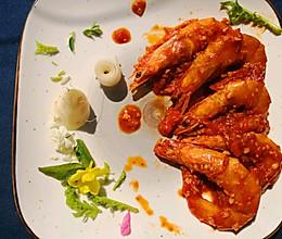 #餐桌上的春日限定#吮指虾