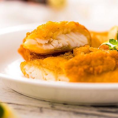 炸鱼薯条 美食台
