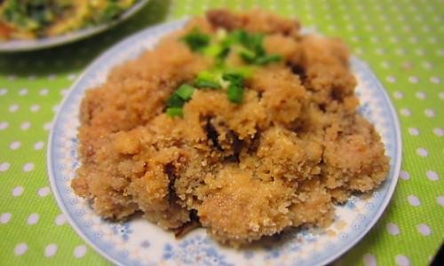 新年宴客菜之 粉蒸排骨(粉蒸肉)的做法
