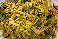 黄瓜拌干豆腐丝的做法