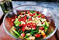 #春日时令,美味尝鲜#陈醋菠菜的做法
