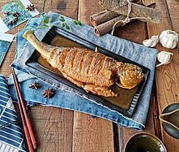 干烧黄花鱼的做法