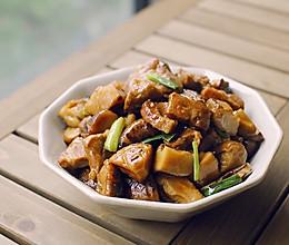 能吃出鲍鱼口感的花菇烧肉的做法