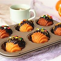 橙香玛德琳#美的FUN烤箱•焙有FUN儿#