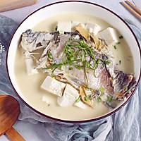 鲫鱼豆腐汤#做道好菜,自我宠爱!#的做法图解11