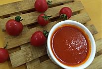自制番茄酱#小妙招擂台#的做法