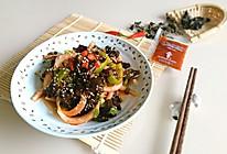 夏日凉菜|香辣洋葱拌木耳#丘比沙拉汁#的做法