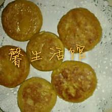 香蕉山芋饼