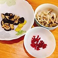 #精品菜谱挑战赛#养生汤+双菇煲鸡汤的做法图解2