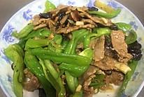 青椒牛肉片的做法