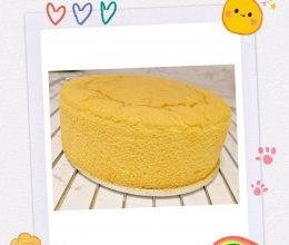 戚风蛋糕(6寸)的做法