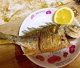 干煎黄翅鱼的做法