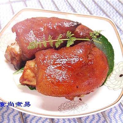 越嚼越香【韩式烤猪蹄】