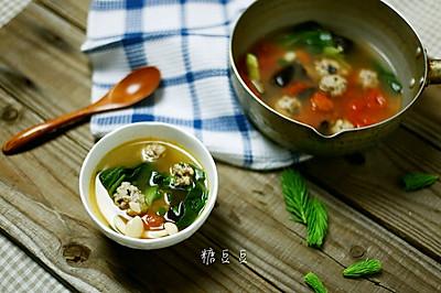 一碗肉丸儿汤