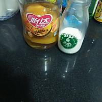 黄桃牛奶西米露的做法图解3