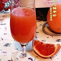 之蜂蜜红心柚子汁#美的原汁机WJS1251E#