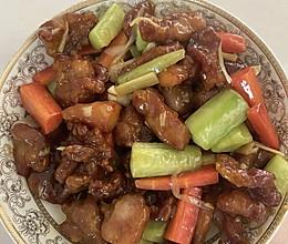 最佳烹调-正宗东北溜肉段的做法