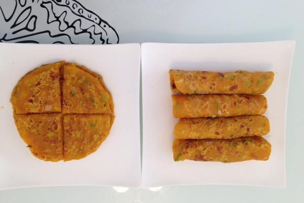 黄金南瓜香酥饼的做法
