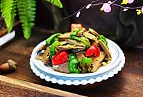 #春天肉菜这样吃#辣爆猪肝的做法