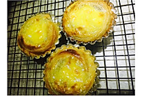 快手蛋挞(飞饼)的做法