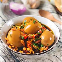 韩式酱鸡蛋