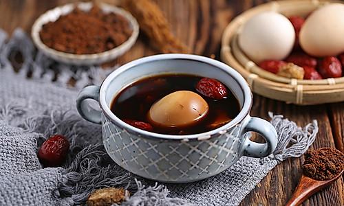 【当归鸡蛋红糖水】拯救姨妈痛的元气汤的做法