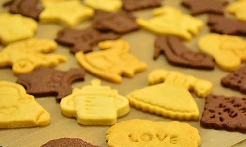情人节饼干的做法