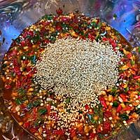 蒜蓉鲜椒酱|干饭之王|万能辣酱|超级详细的做法图解22