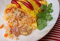 日式蛋包饭(微博版)的做法