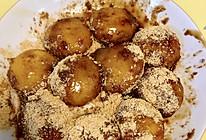 #元宵节美食大赏#红糖糖不甩黑芝麻大黄汤圆的做法