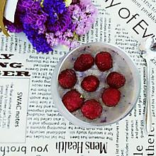 莓果口味低卡豆腐布丁