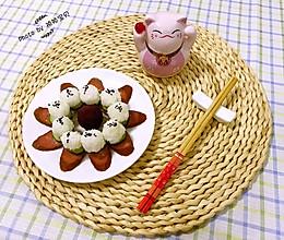 花式饭团的做法