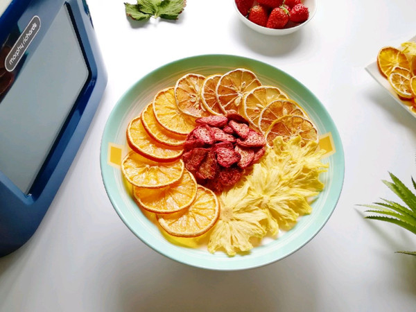 缤纷水果干#春季减肥,边吃边瘦#
