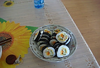 寿司卷还是紫菜包饭的做法