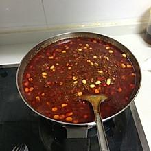 自制牛肉辣椒酱