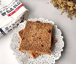 红枣薏米吐司的做法
