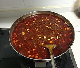 自制牛肉辣椒酱的做法