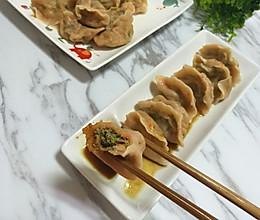 胡萝卜牛肉饺子的做法