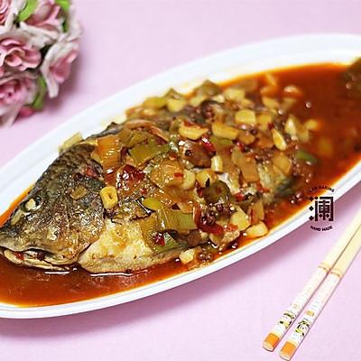川湘风格干锅鱼