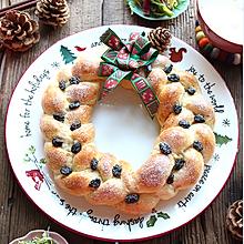 【圣诞花环面包】-COUSS CM-1500出品