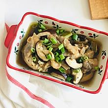 高蛋白低脂肪——香菇原汁鸡