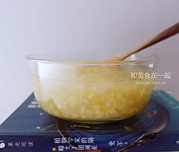 消暑甜品/冬瓜绿豆爽的做法