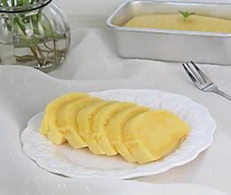广式早茶点心——马拉糕的做法