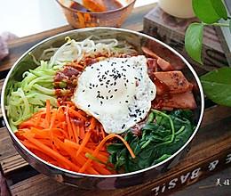 家常版-----韩式拌饭的做法