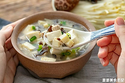 西施豆腐|暖心暖胃