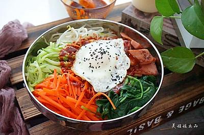 家常版-----韩式拌饭