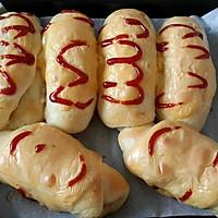 肉松面包的做法图解7